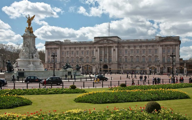 Buckingham Palace London wallpapers and stock photos