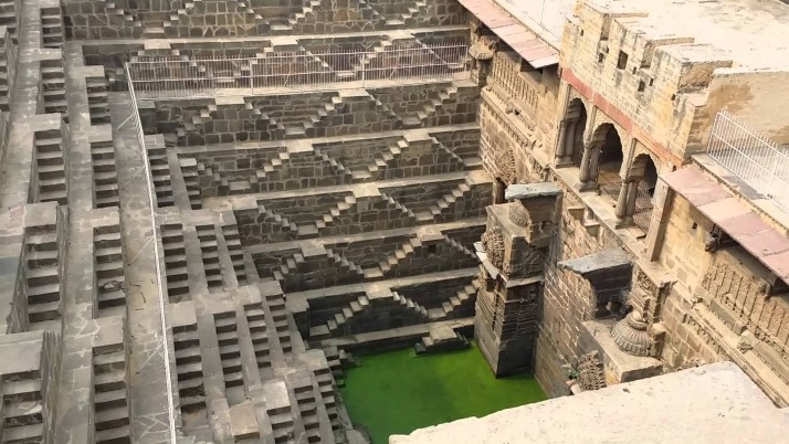 Chand Baori Abhaneri India wallpapers and stock photos