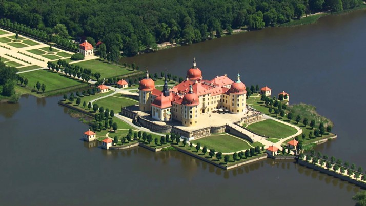 Moritzburg Castle Dresden wallpapers and stock photos