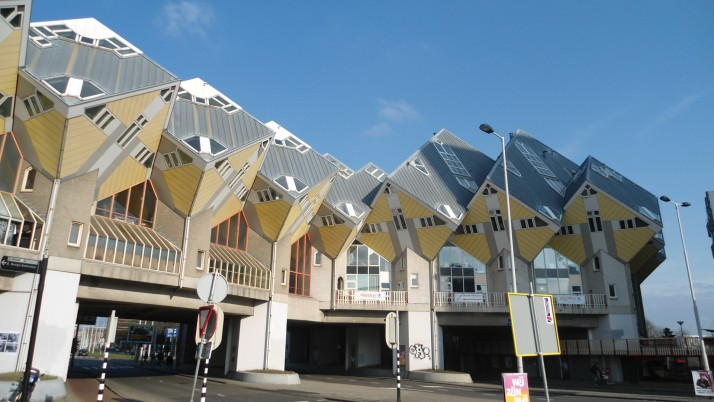 Previous: The Cube Houses Rotterdam