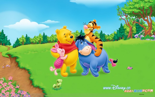 Winnie The Pooh Three wallpapers and stock photos
