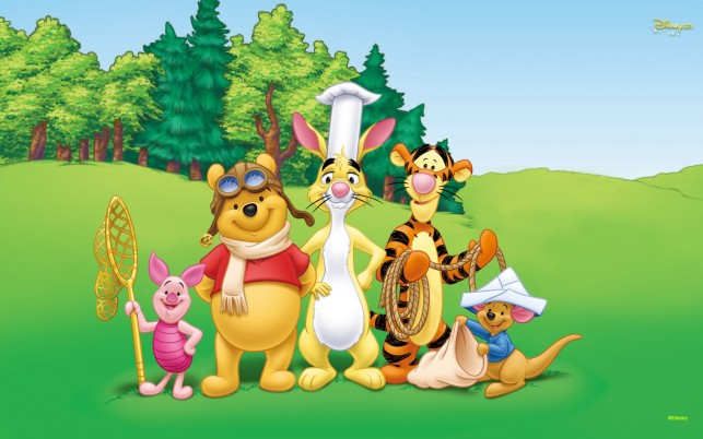 Previous: Winnie The Pooh One