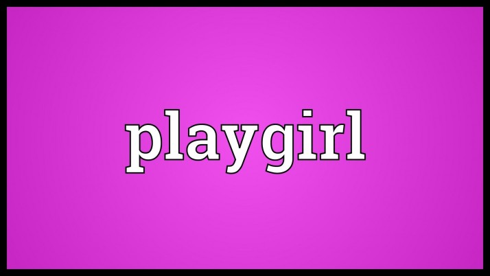 Next: PlayGirl