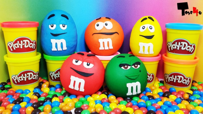 M & M Play-Doh wallpapers and stock photos