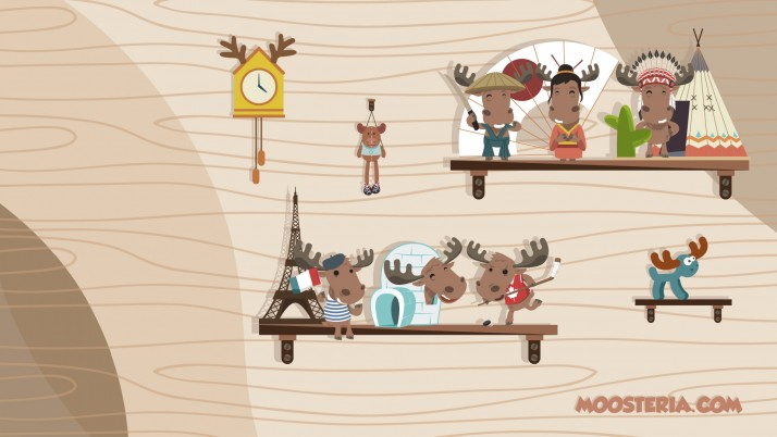 Next: Handmade Moose Collection