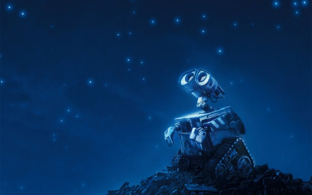 Wall E wallpapers and stock photos
