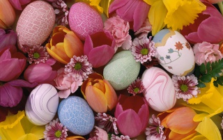 Easter Pastels wallpapers and stock photos