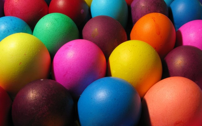 Easter eggs, holidays wallpapers and stock photos