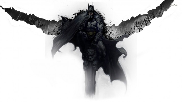 Random: Batman, arkham city, games