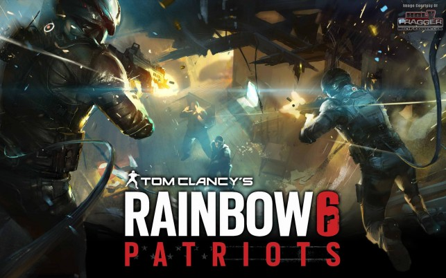 Random: Tom Clancy's Rainbow 6 Patriots