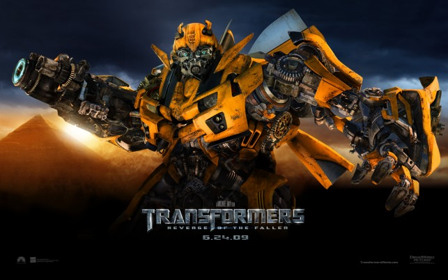 Random: Transformers: Revenge of the Fallen, movies
