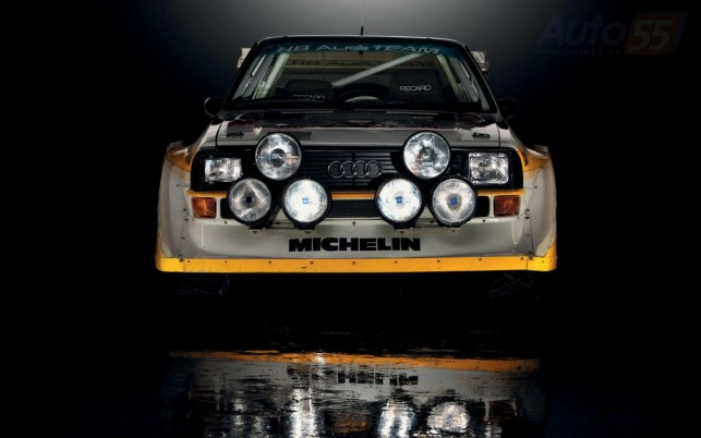 Audi Quattro S1, cars wallpapers and stock photos