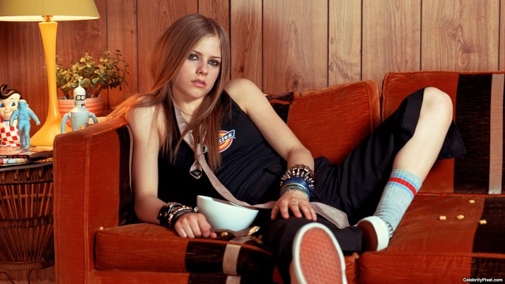 Avril Lavigne, celebrities wallpapers and stock photos