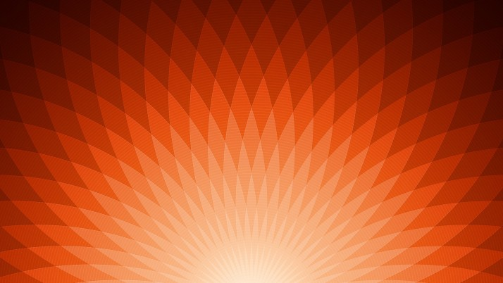 Orange Sun Rise Pattern wallpapers and stock photos