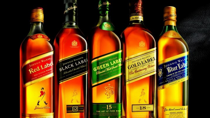 Random: Johnnie walker, Collection