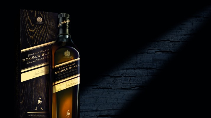 Johnnie Walker Double Black wallpapers and stock photos