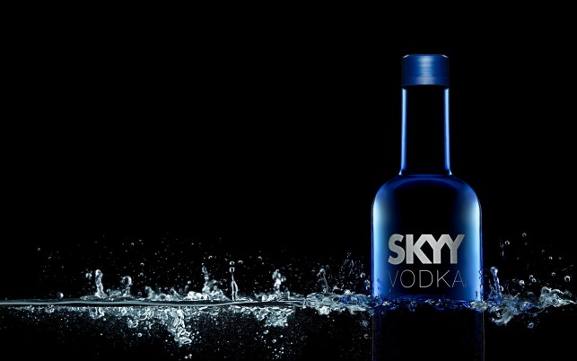 Skyy Vodka Alcohol wallpapers and stock photos