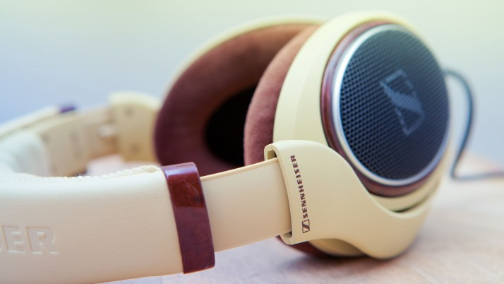Sennheiser HD598 Headphones wallpapers and stock photos