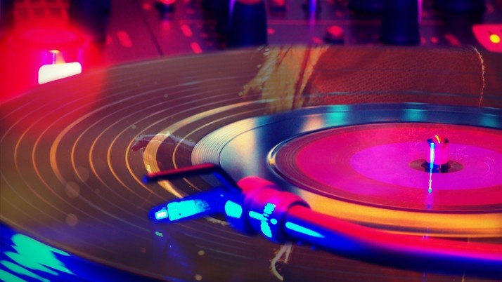 Record Player Light wallpapers and stock photos