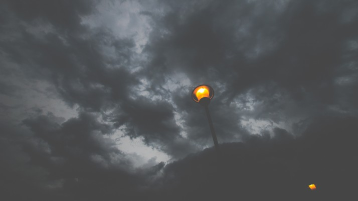 Lantern Clouds Overcast wallpapers and stock photos