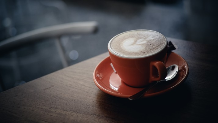 Coffee Cappuccino Cup Foam wallpapers and stock photos