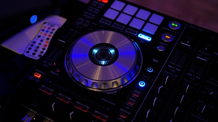 DJ Equipment wallpapers and stock photos