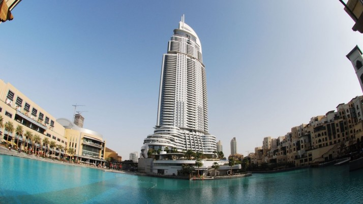 Dubai UAE Address Building wallpapers and stock photos