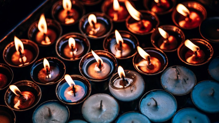 Candles Wax Flame wallpapers and stock photos
