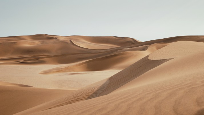 Desert Sand Emptiness wallpapers and stock photos