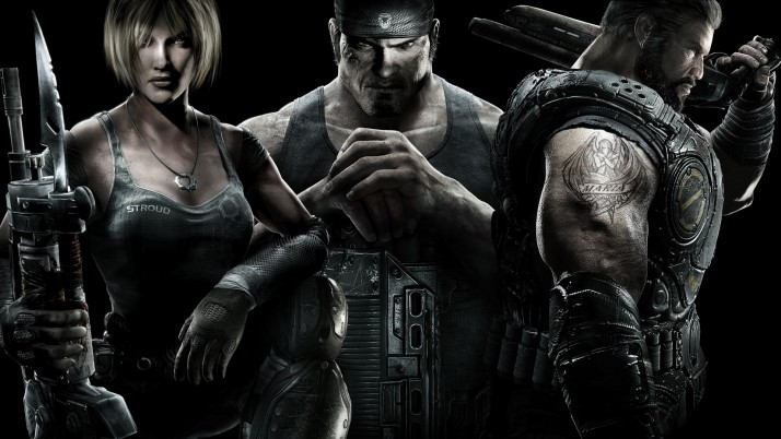 Gears Of War 3, juegos wallpapers and stock photos