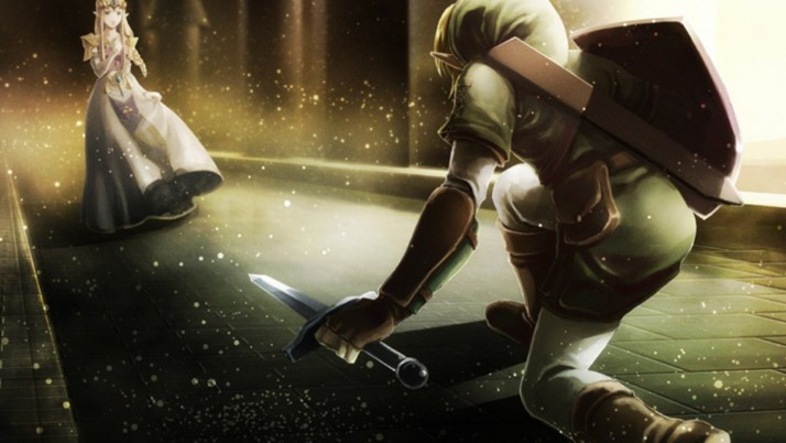 Legende von Zelda wallpapers and stock photos