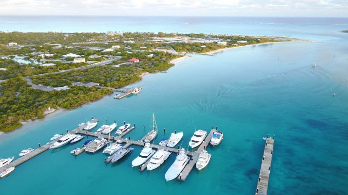 Random: TurKs and Caicos Inlet