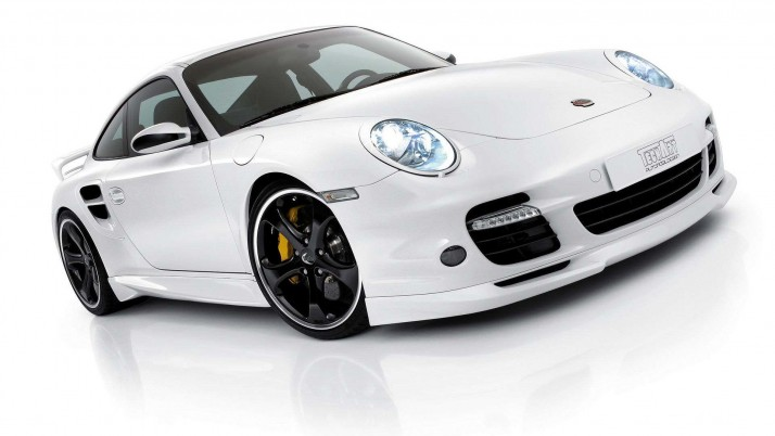 White Porsche wallpapers and stock photos