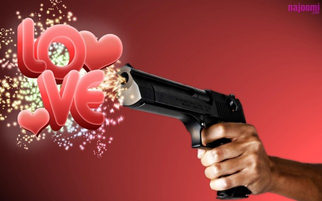 Love Gun wallpapers and stock photos