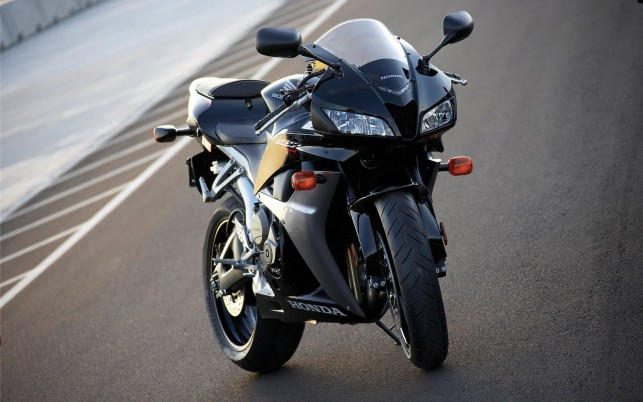 Honda Cbr 600 Rr, road wallpapers and stock photos