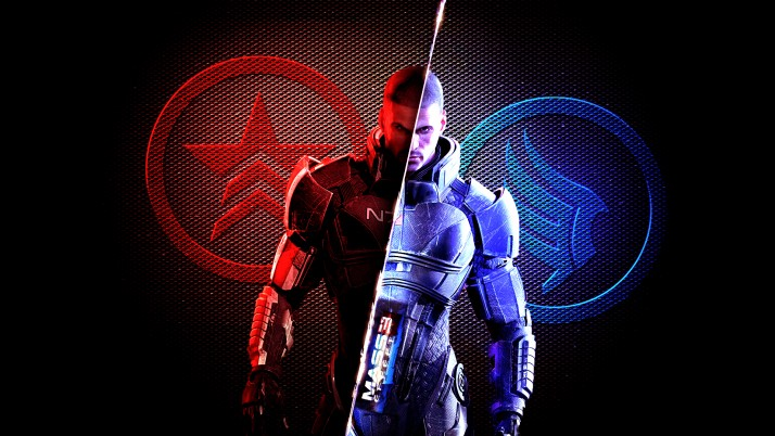 Mass Effect wallpapers and stock photos