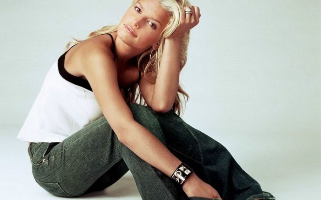 Jessica Simpson, celebrities wallpapers and stock photos