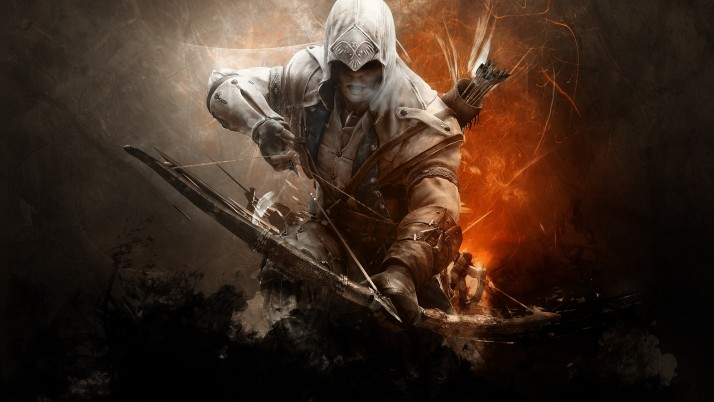 Assassin's Creed 3, jocuri wallpapers and stock photos