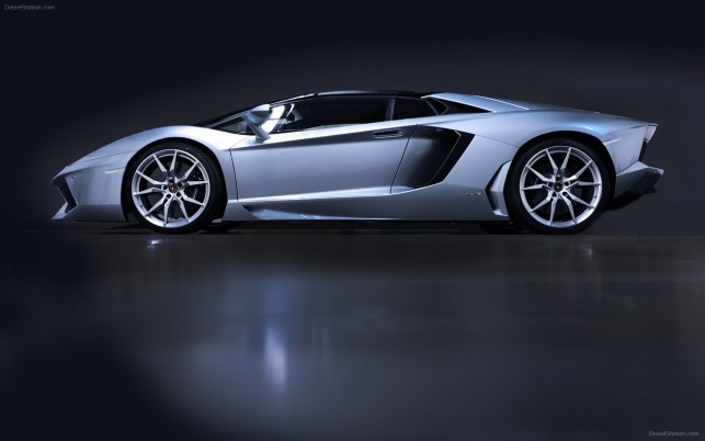 Lamborghini Aventador Roadster, Autos wallpapers and stock photos