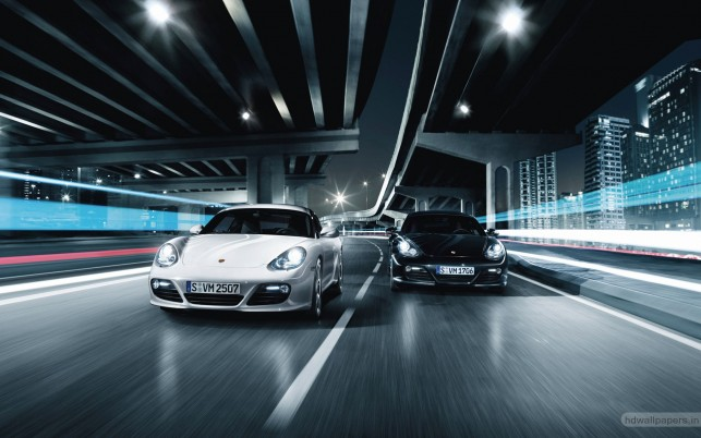 Porsche Cayman, cars wallpapers and stock photos