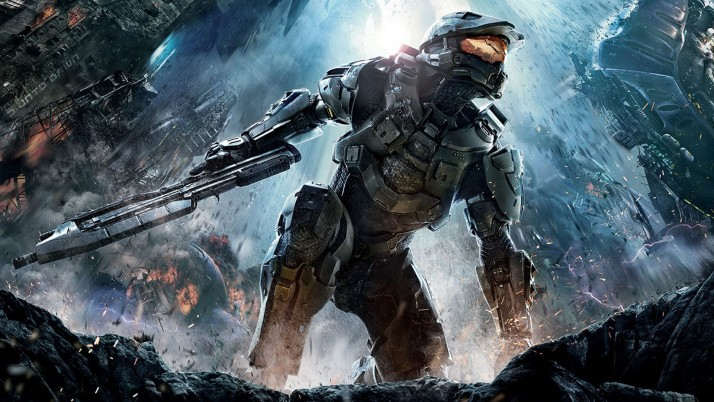 Halo 4 Box Art wallpapers and stock photos