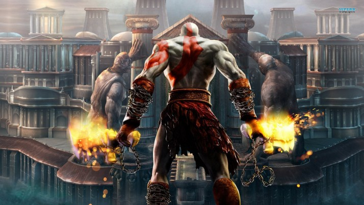 God of War, juegos wallpapers and stock photos