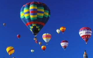 Balloon Fiesta wallpapers and stock photos