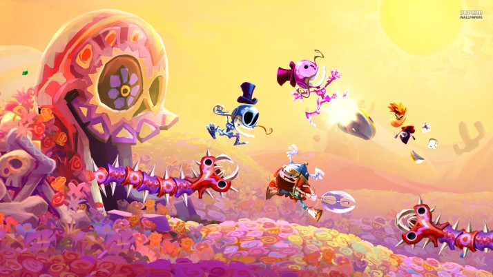 Rayman Legends, games wallpapers and stock photos