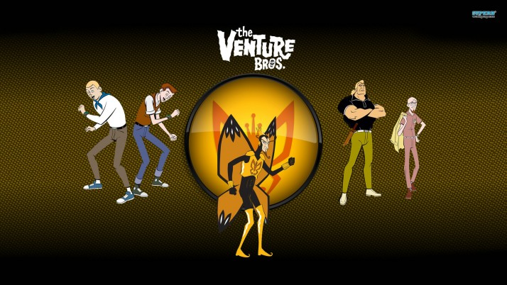 Previous: Venture Brothers, cartoons