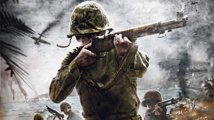 Call of Duty: World at War, cod, games wallpapers and stock photos