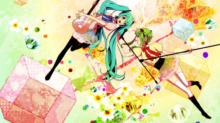 Vocaloid wallpapers and stock photos
