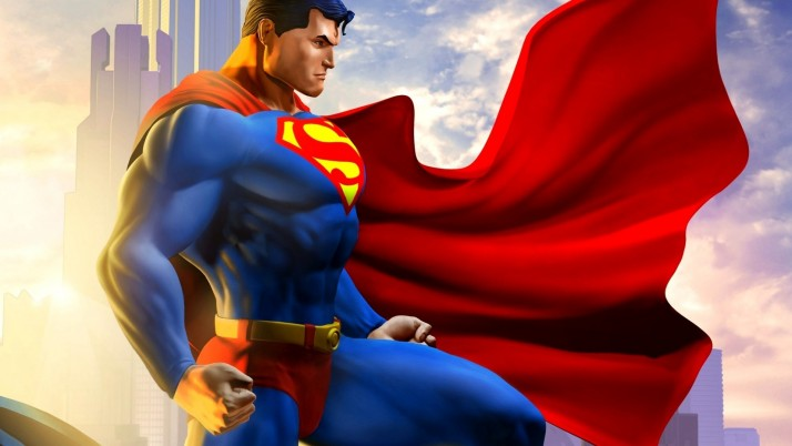 Superman, comics wallpapers and stock photos
