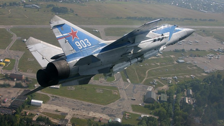 Mig 31, fighter, russia wallpapers and stock photos