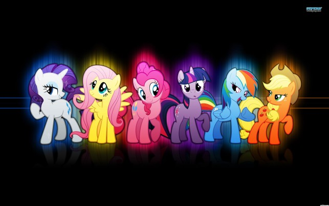 My Little Pony Friendship Is Magic wallpapers and stock photos